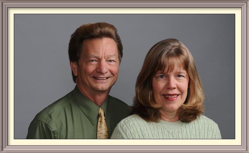 Nell Hanson and Noble Davis